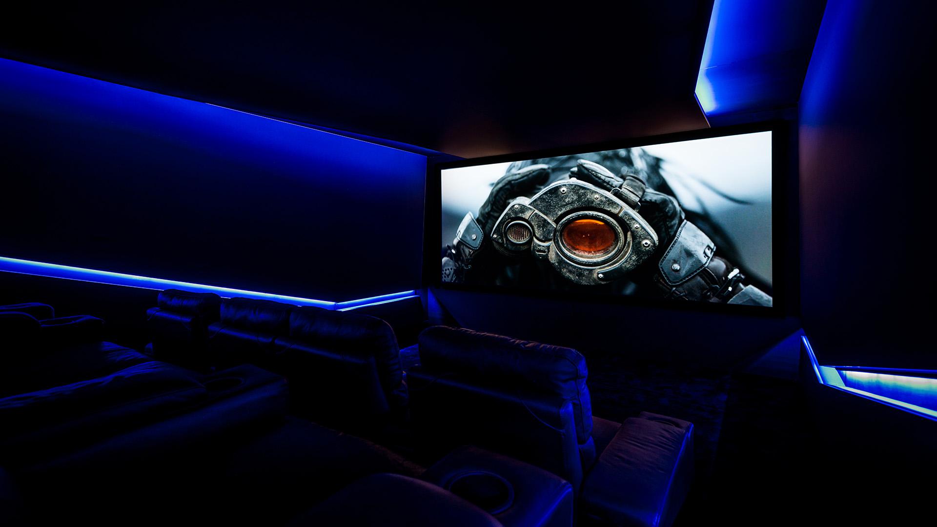 CinemaDream Theater on Masters of Luxury